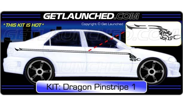 Car Decals Pinstripes