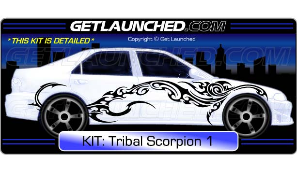 Tribal Scorpion 1